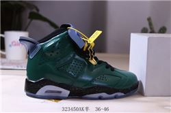 Men Air Jordan VI Basketball Shoes AAAA 414