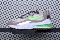 Men Nike React Air Max 270 Just Do It Running Shoes AAAA 471