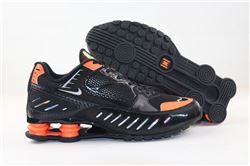Men Nike Shox Enigma Running Shoes 472