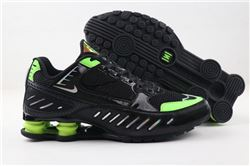Men Nike Shox Enigma Running Shoes 473