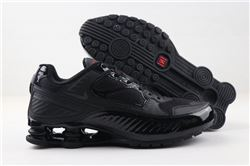 Men Nike Shox Enigma Running Shoes 474