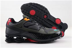 Men Nike Shox Enigma Running Shoes 475