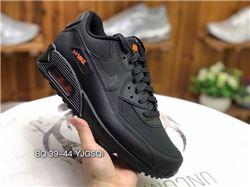 Men Nike Air Max 90 Essential Running Shoes A...
