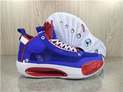 Men Air Jordan XXXIV Basketball Shoes 227