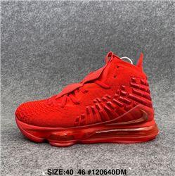 Men Nike LeBron 17 Basketball Shoes AAAA 913