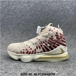 Men Nike LeBron 17 Basketball Shoes AAAA 914