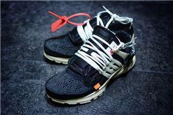 Men Off White x Nike Air Presto Running Shoe AAAAA 529