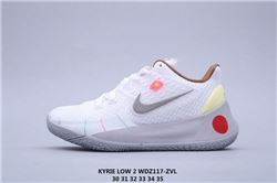 Kids Nike Kyrie II Low Sneakers 406