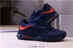 Men Nike Air Max Running Shoes 325