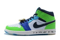 Men Air Jordan I Retro Basketball Shoes 931
