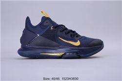 Men Nike LeBron Witness 4 Basketball Shoes 902