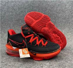 Men Nike LeBron 17 Basketball Shoes 918