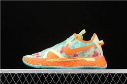 Men Nike PG4 G EP Gatorade Basketball Shoes AAAA 291