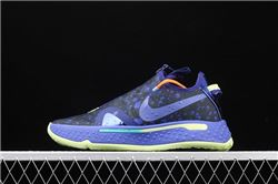 Men Nike PG4 G EP Gatorade Basketball Shoes AAAA 292