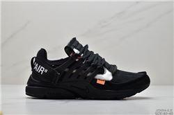 Men Off White x Nike Air Presto Running Shoe 531