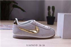 Women Nike Classic Cortez Nylon Sneakers AAA 344