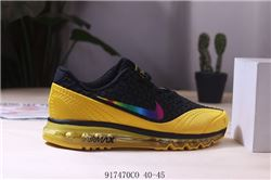 Men Nike Air Max Running Shoes 334