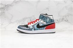 Men Air Jordan I Retro Basketball Shoes AAAA ...