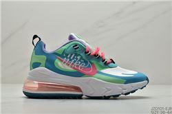Men Nike Air Max 270 React Running Shoes 496