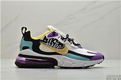 Men Nike Air Max 270 React Running Shoes 497