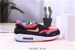 Men Nike Air Max 87 Running Shoes 409