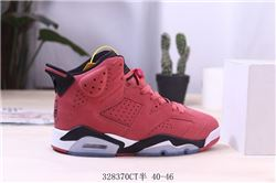 Men Air Jordan VI Basketball Shoes AAAA 418