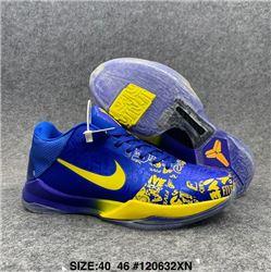 Men Nike Kobe 5 Basketball Shoes AAA 611
