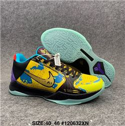 Men Nike Kobe 5 Basketball Shoes AAA 613