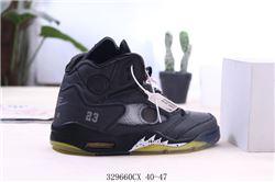 Men Air Jordan V Retro Basketball Shoes AAAAA 385