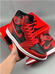 Men Air Jordan I Retro Basketball Shoes AAAAAA 934