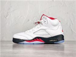 Men Air Jordan V Retro Basketball Shoes AAAAAA 386