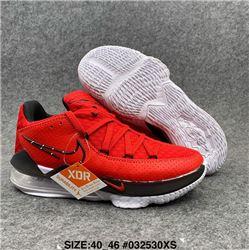 Men Nike LeBron 17 Basketball Shoes 922
