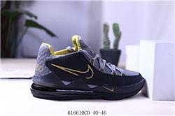 Men Nike LeBron 17 Basketball Shoes 923