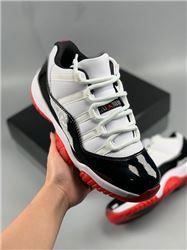 Men Air Jordan XI Retro Low Basketball Shoes ...