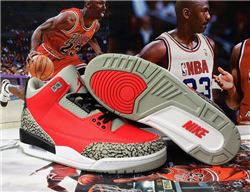 Men Basketball Shoes Air Jordan III Retro 375