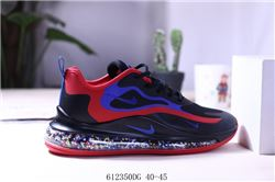 Men Nike Air Max 720 Flyknit Running Shoes AAA 401