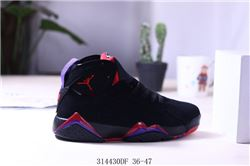Men Air Jordan VII Retro Basketball Shoes AAA 388
