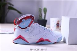 Men Air Jordan VII Retro Basketball Shoes AAA 391