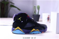 Men Air Jordan VII Retro Basketball Shoes AAA 393