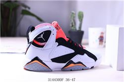 Men Air Jordan VII Retro Basketball Shoes AAA 394
