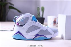 Men Air Jordan VII Retro Basketball Shoes AAA 395
