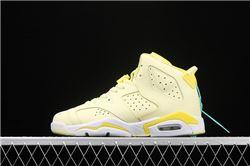 Women Air Jordan VI Retro Sneakers AAAAA 312