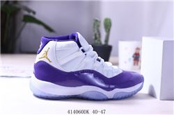 Men Air Jordan XI Retro Basketball Shoes 524