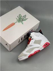 Men Air Jordan VI Basketball Shoes AAAA 421