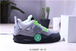 Men Air Jordan IV Basketball Shoes AAA 500