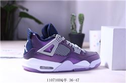 Women Sneaker Air Jordan 4 Retro AAA 313