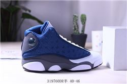 Men Air Jordan 13 Retro Basketball Shoes AAA 397