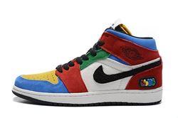 Men Air Jordan I Retro Basketball Shoes 955