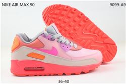 Women Nike Air Max 90 Sneakers 327