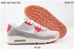 Men Nike Air Max 90 Running Shoe 413